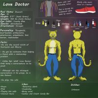Love Doctor Reference Sheet by pikminpedia