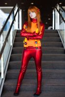 Neon Genesis Evangelion - Asuka Cosplay by notomorrowgirls