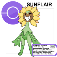 Sunflair by Cerulebell