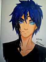 Draw all year challenge #2 Andrew by kinga555xd