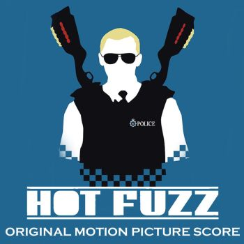Hot Fuzz Album Art by thedrbean