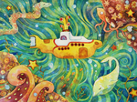 Yellow Submarine by katethegreat19