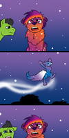 Comet by Aminentus