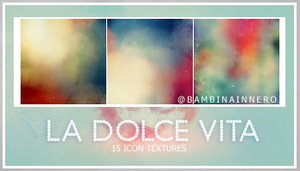 La Dolce Vita by narcoticplease