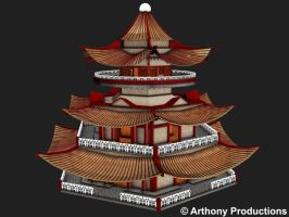 Temple texture update 3 by Arthony-productions