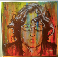 John Lennon: Imagine by doctorpaper