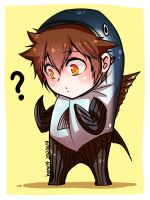 KHR: Tsuna or Tuna? by honeyf