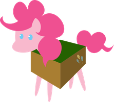 Pinkie -in a - box by Schaafii