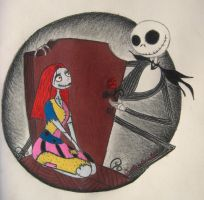 Jack and Sally by Cristina37