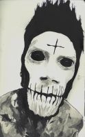wes borland by thoughless