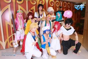 Magi (Group all) by multipack223