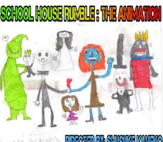 School House Rumble The Animation Cover by Zoomzamzim