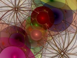 Bubbles and Wires by DWALKER1047