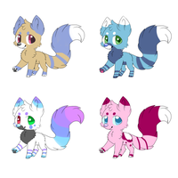 free adoptables closed by annaza0000