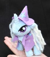 Mini Trixie - Nonetheless Great and Powerful by DraglaPlushies