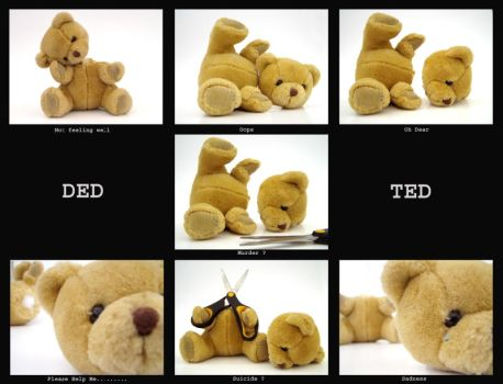 Ded Ted the series by celticwillow