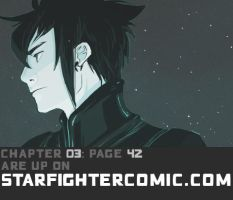 STARFIGHTER CH03 PAGE 42 by HamletMachine