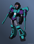 G1 Style Slipstream by KrisSmithDW