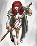 AH Red Sonja by -agent-elle-