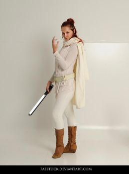 Jedi  - Stock Pose Reference 24 by faestock