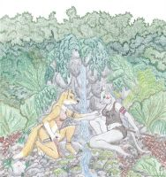 La Rencontre by Undonielle