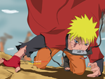 The Unwavering Heart ~ Naruto Shippuden by TheMuseumOfJeanette