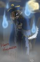 -Happy Halloween '09- by Nukude