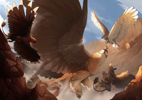 I'll attack! | GRYPH EVENT by GryAdventures