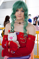 Terra Branford - Romics 2011 by Hasea-chan