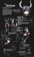 Ailthya Reference Sheet by chiemiangel