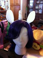 Rarity wig/ears by itbeMacKenzie