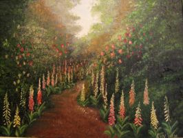 The Garden Path by LynTaylor