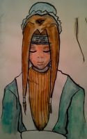 Practice Painting: Haku by LLAP