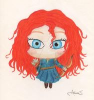 Merida ~ by Lix-lilac