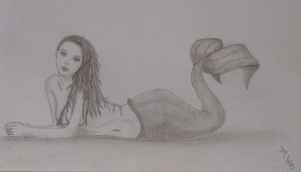 Mermaid by Fivelinger