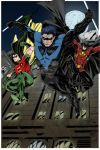 Completed Nightwing by Plugin848y
