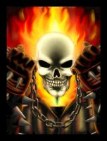 Ghost Rider 2 by nino4art