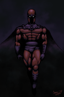 Magneto by daveartwork
