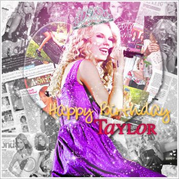 Happy Birthday Taylor by magicswift