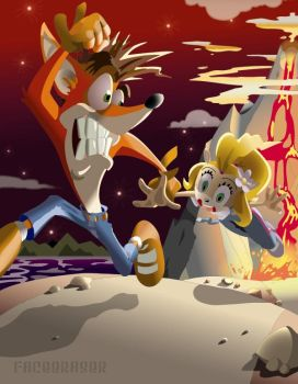 Crash Twinsanity2 by FaceEraser