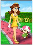 Daisy in Poshley Heights by Koopatorivm