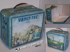 Fallout Lunchbox by evan3585
