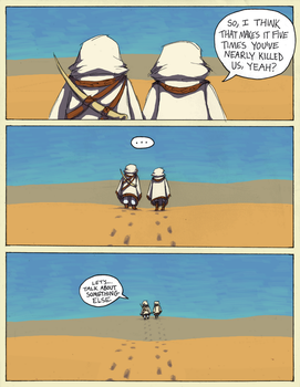 Tooth of the Worm - P17 by KelpGull