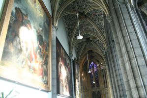 view in cathedral Liege inside 6 by ingeline-art