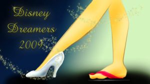DisneyDreamers banner by MathildeE