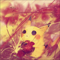 Pikachu by UnknownDuchess