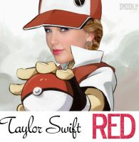 Taylor Swift - Red by 516tigergirl