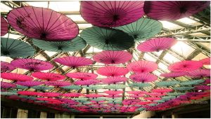 Chinese ceiling by PickyNicky