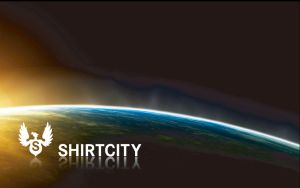 Logo Header Shirtcity by TheAngeldove