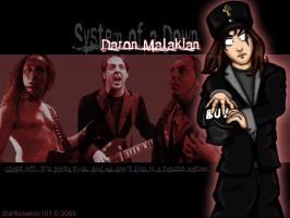 Daron Malakian by Starforsaken101
